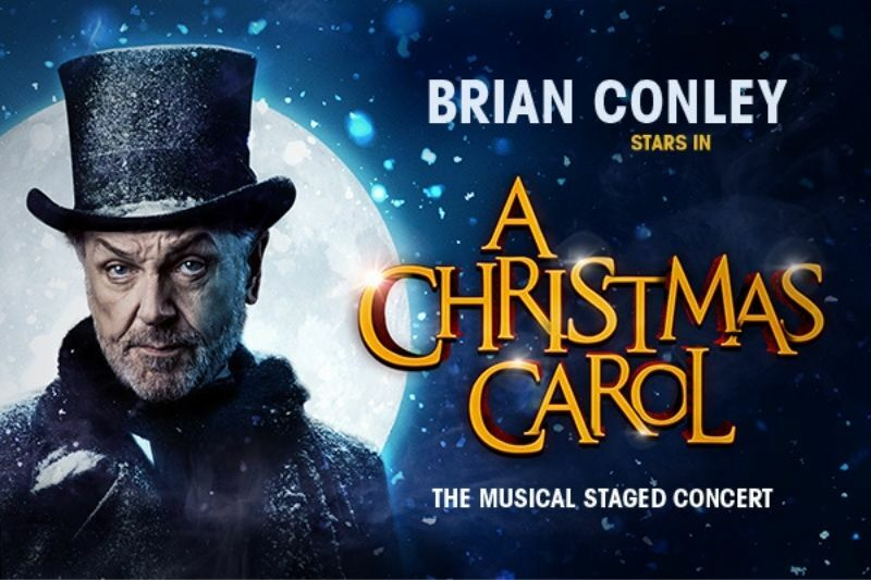 Brian Conley to headline A Christmas Carol at the Dominion Theatre this holiday season!