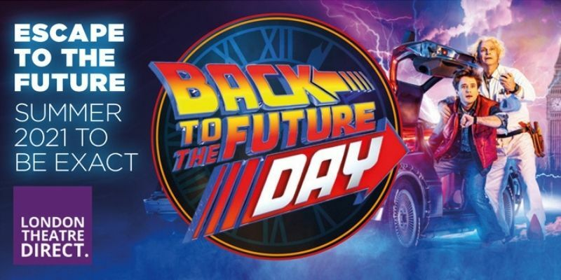 Celebrate Back to the Future Day!