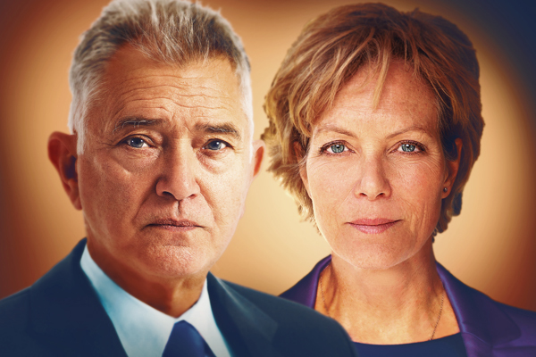 Martin Shaw and Jenny Seagrove to star in Love Letters at Theatre Royal Haymarket