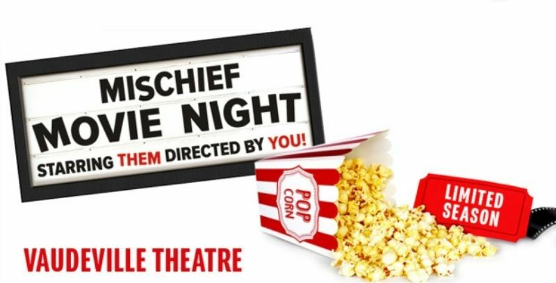 Magic Goes Wrong to be swapped with Mischief Movie Night this Christmas at the Vaudeville Theatre