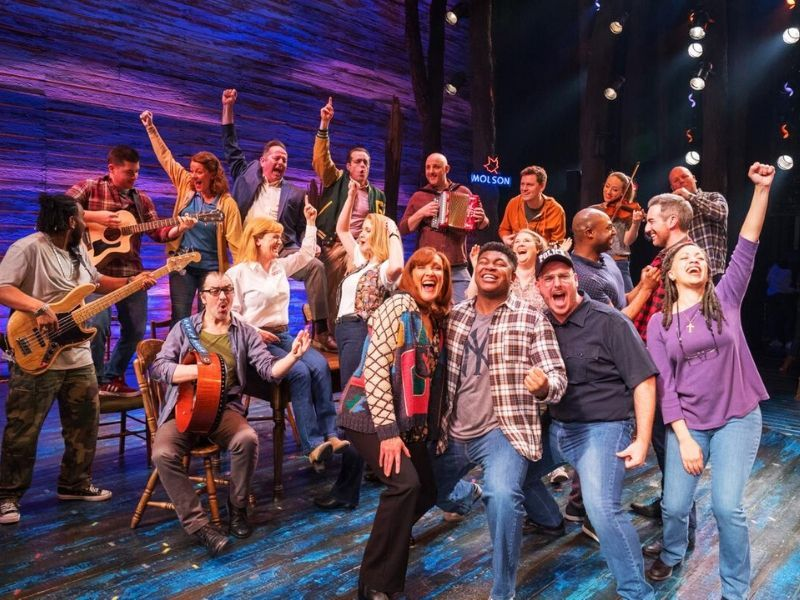 Come From Away concert version to open in February 2021 for a limited run!