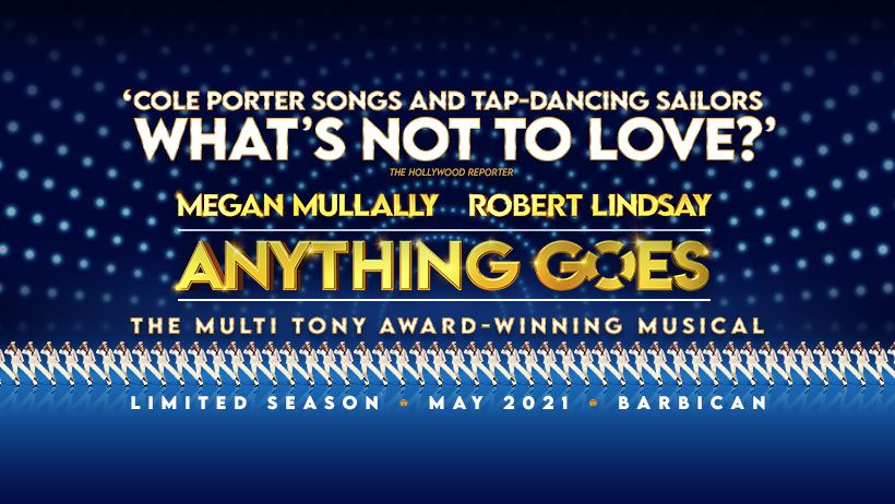 Book Anything Goes tickets now and enjoy free champagne!