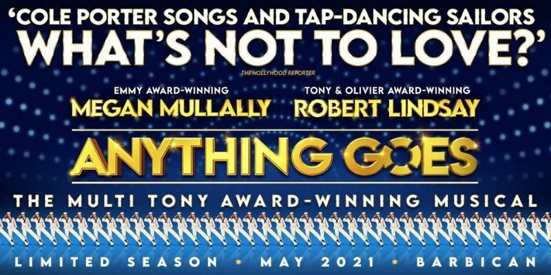 Top 10 facts about Anything Goes The Musical