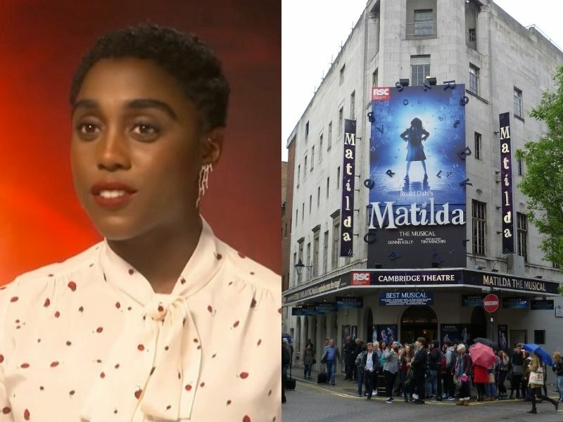 Lashana Lynch reportedly cast as Miss Honey in upcoming Matilda musical film