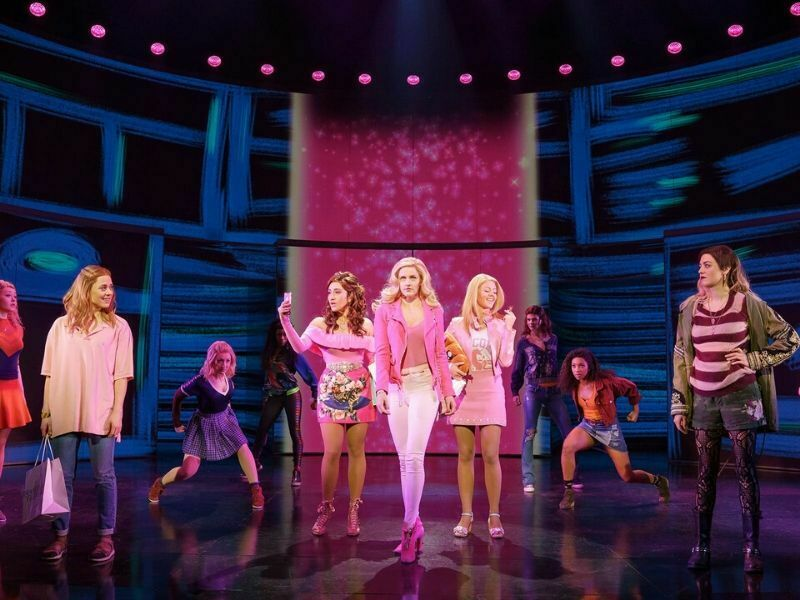 Mean Girls will not return to the Broadway stage after coronavirus