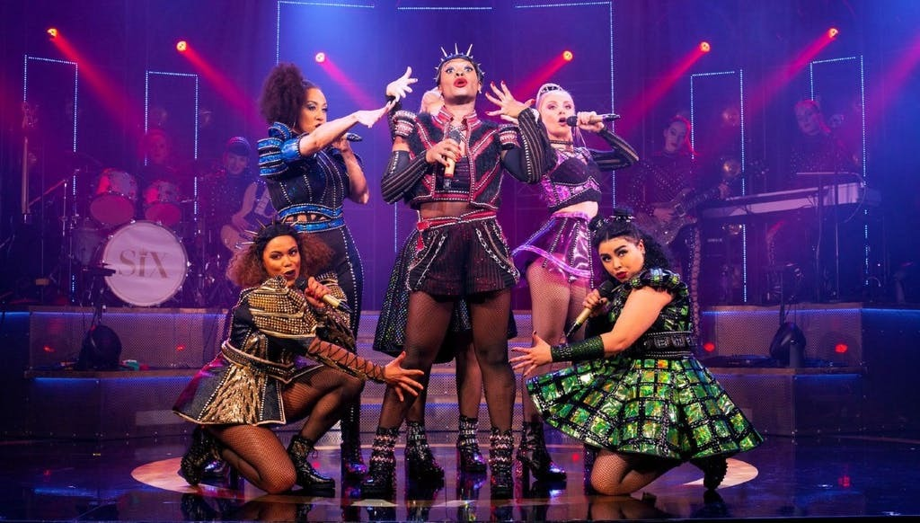 Six Musical set to be amongst first to reopen in May 2021!