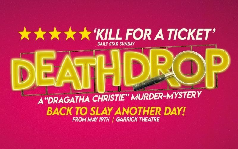 Death Drop to reopen in the West End this May