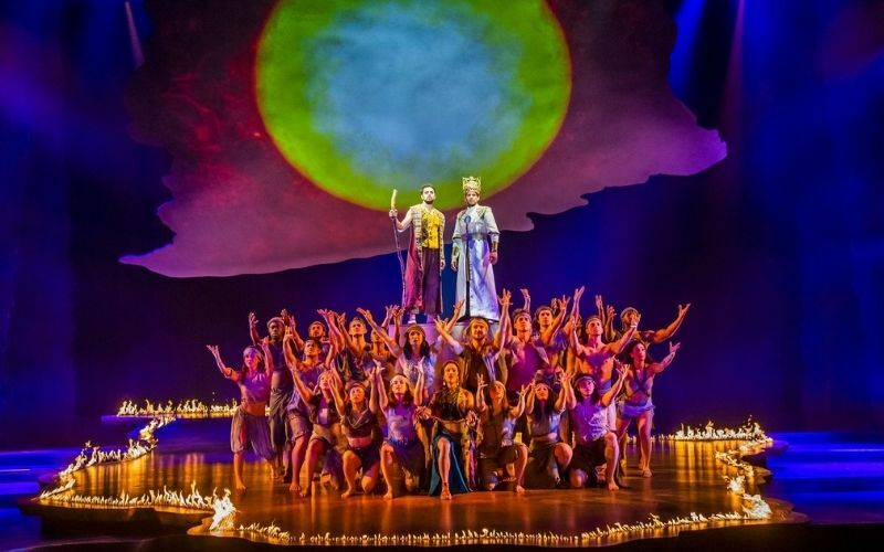 The Prince of Egypt to reopen at London's Dominion Theatre in July!