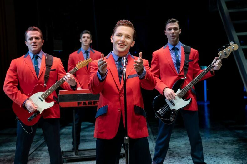 Jersey Boys announces July opening date and extended run!