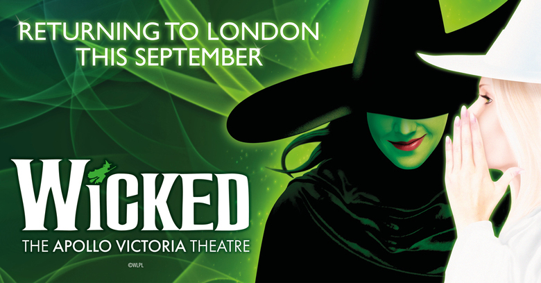 Wicked will reopen in the West End this September!