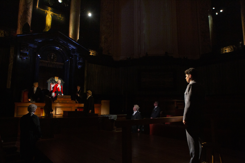 Priority Access for the return of London's Witness for the Prosecution