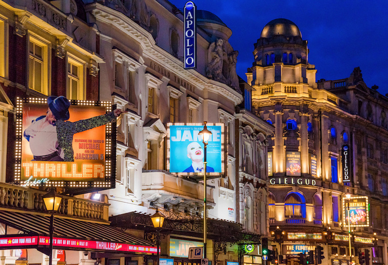 Here's what London Theatre shows you can see from next week (17th May)