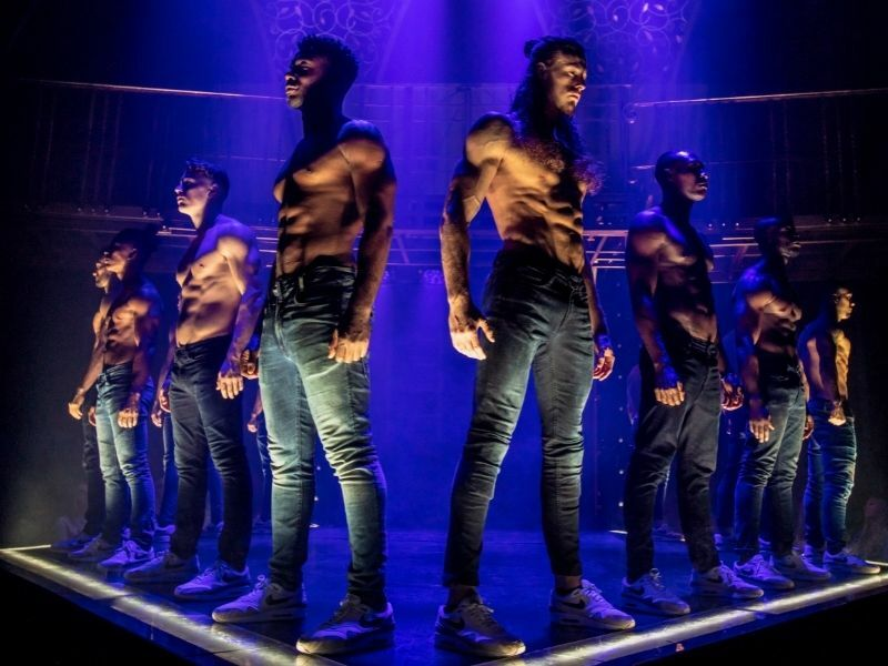 Full casting announced for London's Magic Mike Live