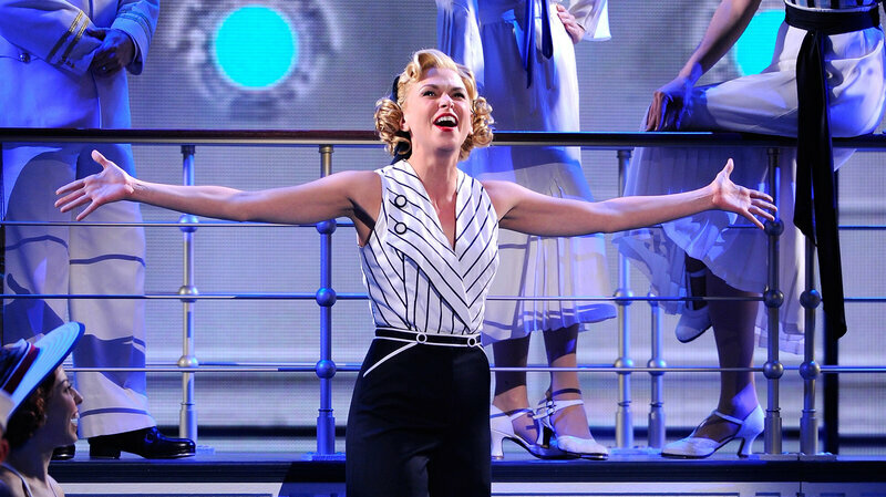 Sutton Foster to replace Megan Mullally in London's Anything Goes