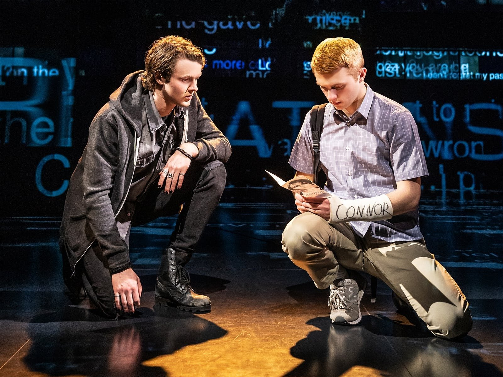 Dear Evan Hansen will reopen in the West End this October