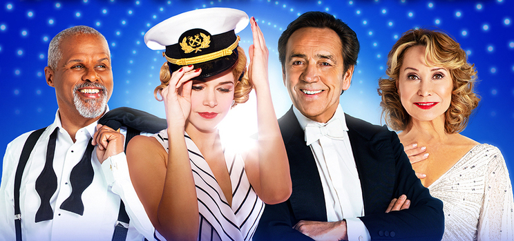 London Anything Goes full casting is confirmed!