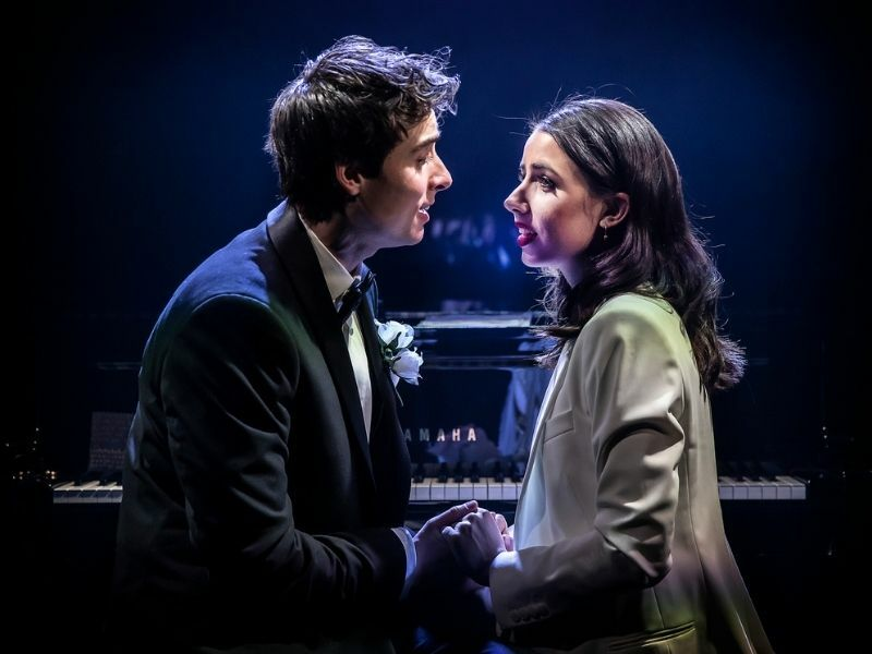 The Last Five Years transfers to Garrick Theatre for an extended run!