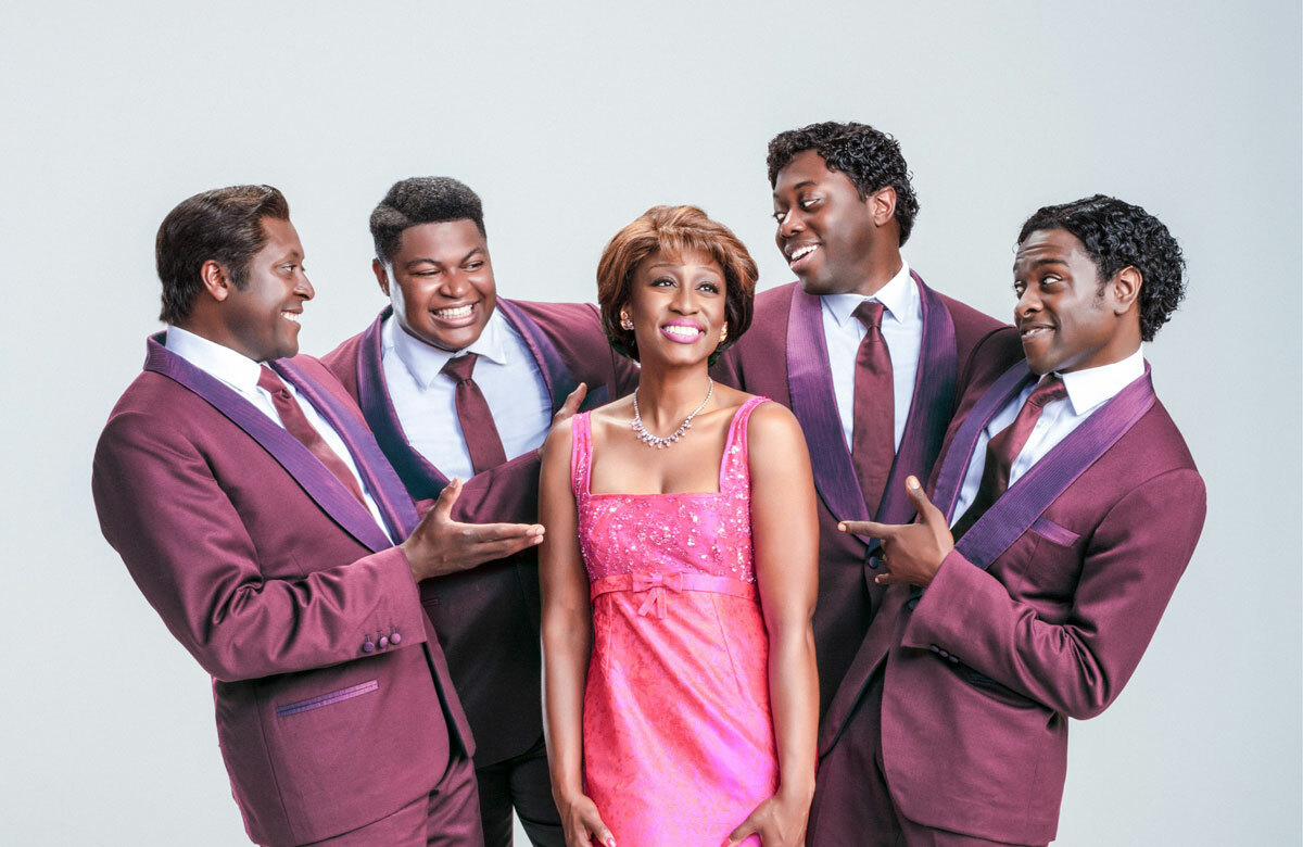 Casting announced for The Drifters Girl musical