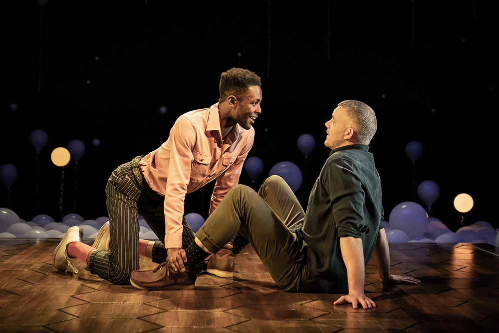 Review: Constellations (Omari Douglas and Russell Tovey)