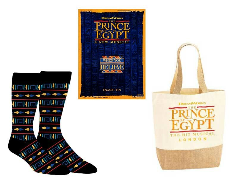 Enter our competition for the chance to win some merchandise from The Prince of Egypt