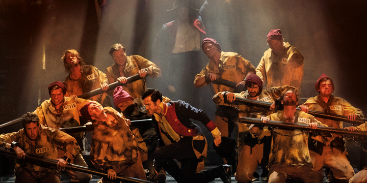 Full casting announced for the re-opening of the fully staged production of Les Misérables