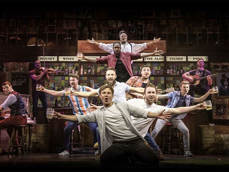 The Choir of Man set to transfer to the West End