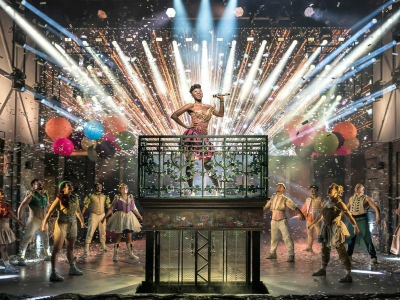 & Juliet extends West End run on the day they reopen!