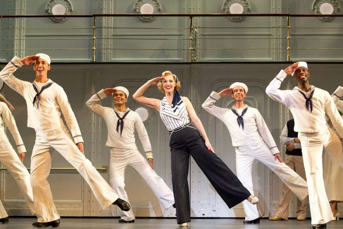 Rachel York and Haydn Gwynne to join Anything Goes cast