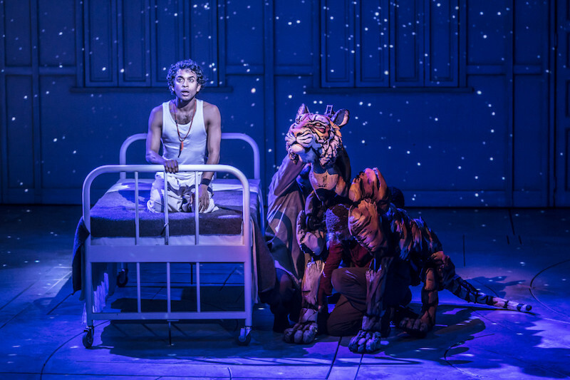 Life of Pi West End cast has been revealed!