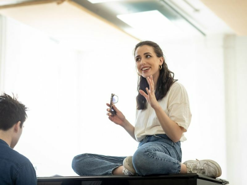 TL5Y West End rehearsal images
