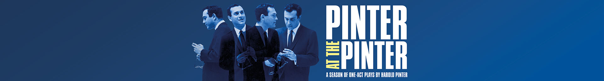 Pinter at the Pinter, The Harold Pinter Season, At The Harold Pinter Theatre, Tickets