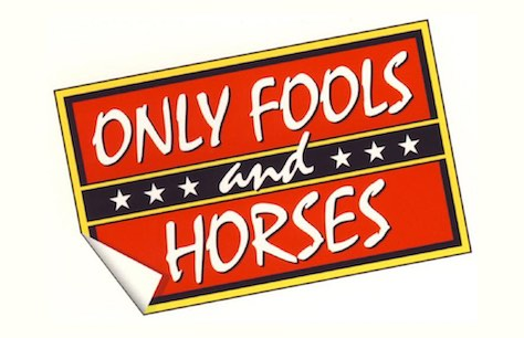 Only Fools And Horses is officially being adapted into a West End musical