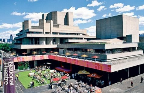 London's Royal National Theatre to stay closed until the end of June