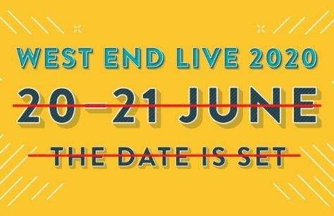 Back from the ashes! West End Live goes virtual this year