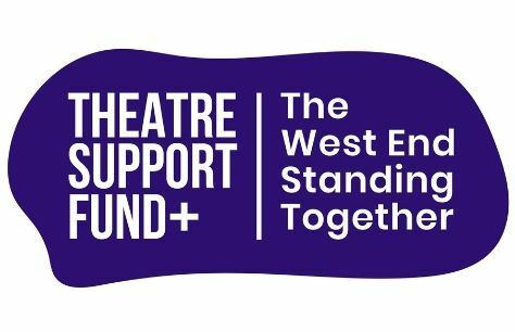 """The Theatre Support Fund raises £125,000 with """"The Show Must Go On!"""" T-shirts"""