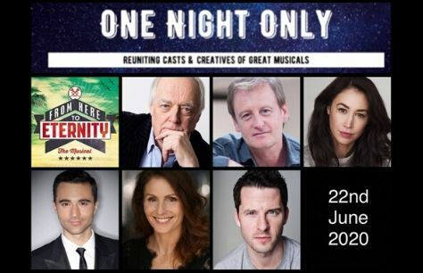 From Here to Eternity cast reunite for One Night Only virtual special
