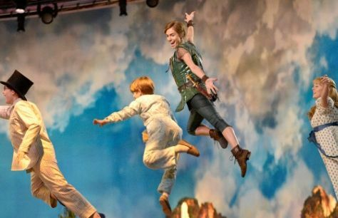 """Peter Pan stream for """"The Shows Must Go On"""" rescheduled to this Friday"""