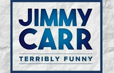Jimmy Carr's Terribly Funny show to run at the Palace Theatre this November