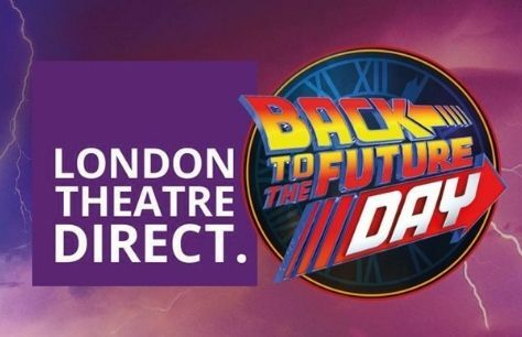 """Back to the Future Original Cast Album to be released early next summer, first single """"Back in Time"""" out now!"""