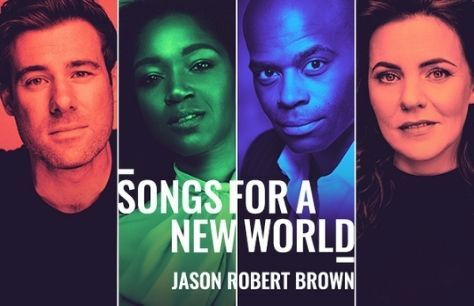 Songs for a New World to arrive at the Vaudeville Theatre in London this February