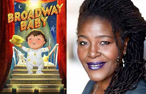 All-star cast for online reading of new children's book Broadway Baby