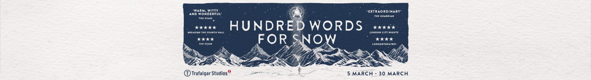 A Hundred Words for Snow banner image