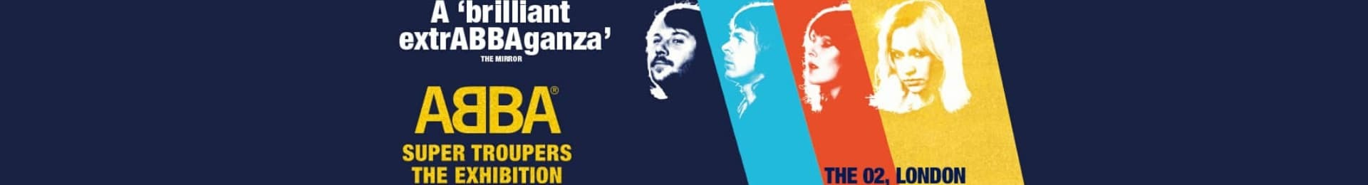 Abba Super Troupers - header