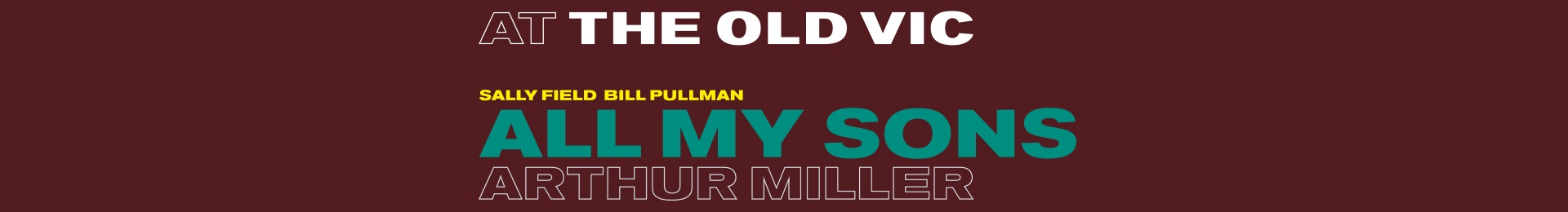 All My Sons banner image