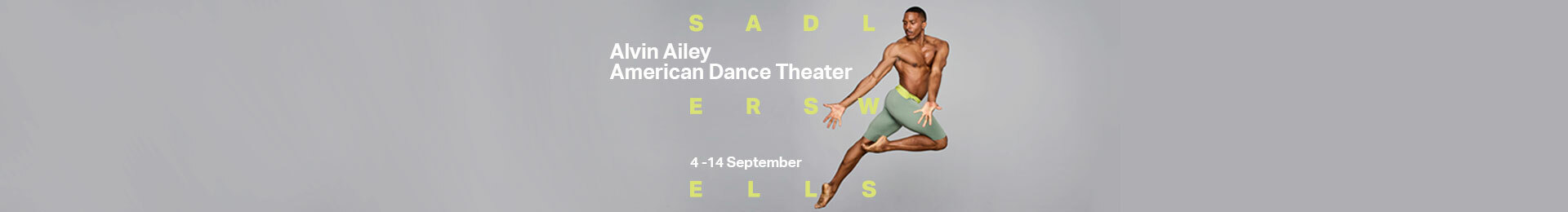 Alvin Ailey American Dance Theater: Programme B banner image