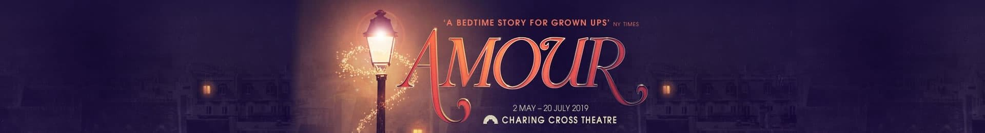 Amour banner image