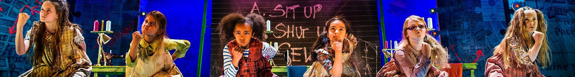 Annie announces additions to child cast for final month of run