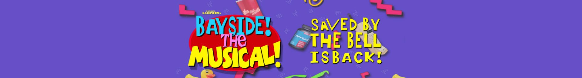 Bayside - The Saved by the Bell Musical Parody tickets