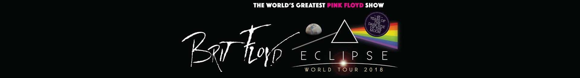 Brit Floyd – Eclipse World Tour 2018 tickets