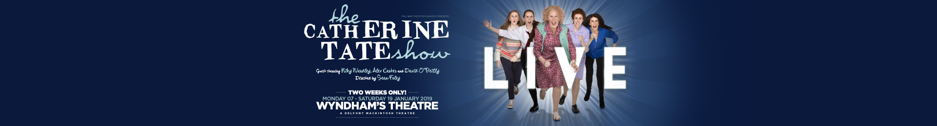 The Catherine Tate Show Live  banner image